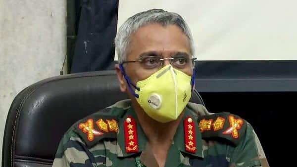 Chief of Army Staff General Manoj Mukund Naravane. (ANI)