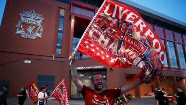 Liverpool are Premier League champions, ending a long wait for glory