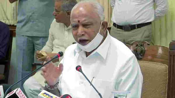 There is no question of imposing lockdown for any reason, says Yediyurappa