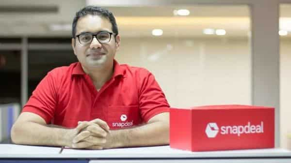 Kunal Bahl, Co-founder, Snapdeal