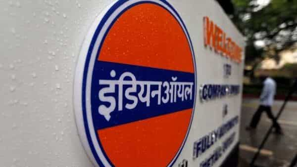 A logo of Indian Oil is picture outside a fuel station in New Delhi, August 29, 2016. REUTERS/Adnan Abidi/Files (REUTERS)