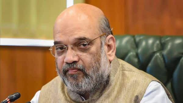 Amit Shah targets Gandhi family as BJP-Congress war of words escalates