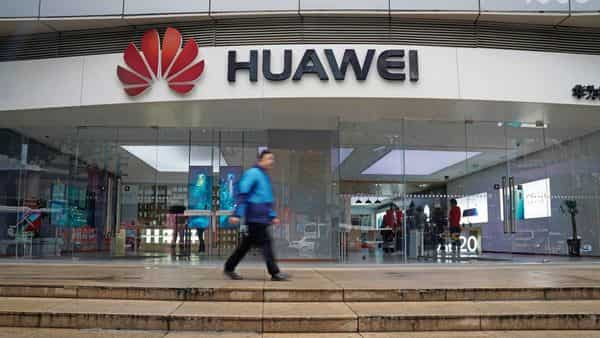 The US has pushed allies to bar Huawei from building 5G networks