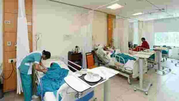 Representative Photo: The Commissioner of Health and Family Welfare issued the show-cause notice to the top authorities of the hospitals (Ramesh Pathania/Mint)