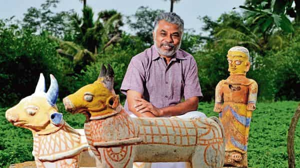The plot of 'Rising Heat' is drawn from Perumal Murugan's life. (Priyanka Parashar/Mint)