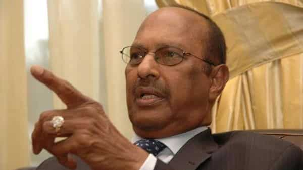 A file photo of GVK Reddy (Mint)