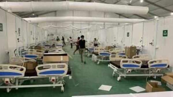 The ICU and Ventilator Ward in the hospital has been named as Col B Santosh Babu Ward. (ANI)