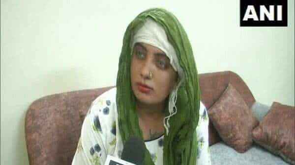 Zoya Khan is India's first transgender operator of Common Service Centre (ANI)