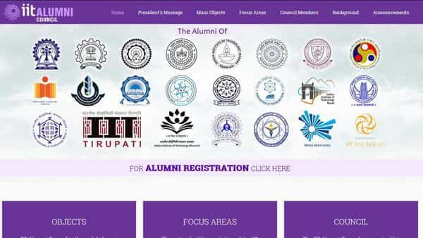 The IIT Alumni Council has the logos of all the IITs on their website