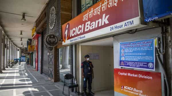ICICI Bank plans to raise  ₹150 billion (Photo: Bloomberg) (Bloomberg)