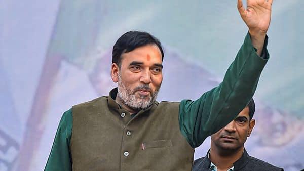 Delhi Environment Minister Gopal Rai (Photo: PTI) (PTI)