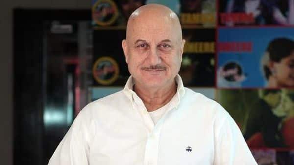 Anupam Kher (Hindustan Times)