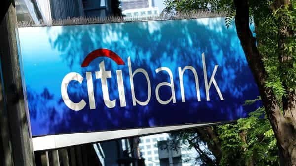 Citigroup Inc. Citibank signage (Bloomberg)