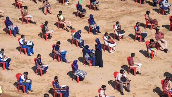 The PUC II exam was also affected due to COVID-19 pandemic (PTI)