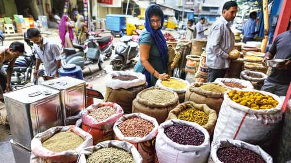 Food price inflation declined as temporary supply constraints due to the lockdown eased.