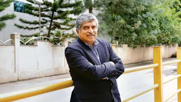 Nandan Nilekani says one of the reasons digital giants do so well is that they use data exhaustively to sense changes in the market.