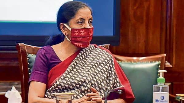 Finance minister Nirmala Sitharaman. pti (MINT_PRINT)