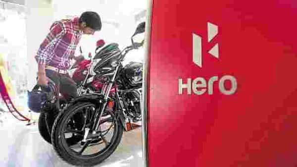 Sharing information with company shareholders, Hero MotoCorp Chairman Pawan Munjal noted that there remains ample growth opportunities for the company in domestic as well international markets Photo: Bloomberg