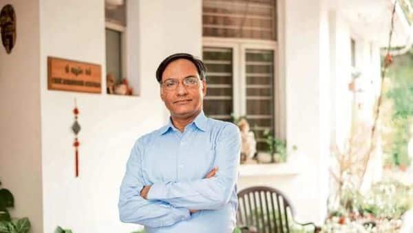 Ashutosh Sharma ,Secretary, Ministry of science and technology