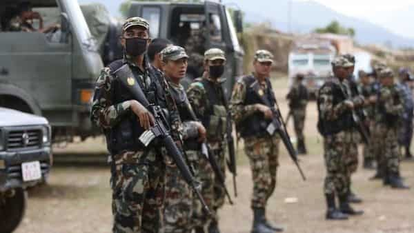 Nepalese army