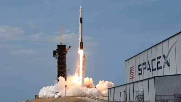 FILE PHOTO: A SpaceX Falcon 9 rocket and Crew Dragon spacecraft carrying NASA astronauts Douglas Hurley and Robert Behnken lifts off during NASA's SpaceX Demo-2 mission to the International Space Station from NASA's Kennedy Space Center in Cape Canaveral, Florida, US, May 30, 2020. (REUTERS)