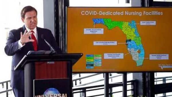 Florida Recording More Coronavirus Deaths Than Any State