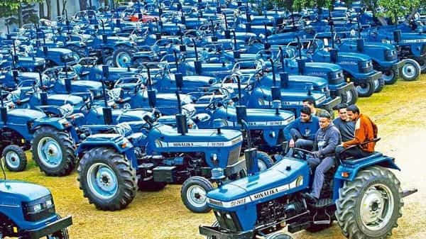 In June 2020, tractor sales within India jumped 22.5% to 92,888 units