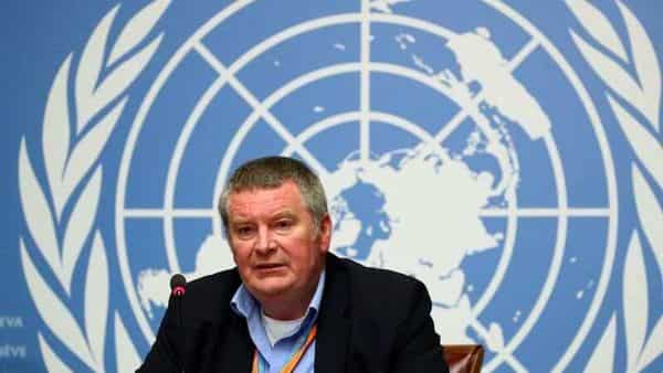 Mike Ryan Executive Director of the World Health Organisation (Photo: Reuters)