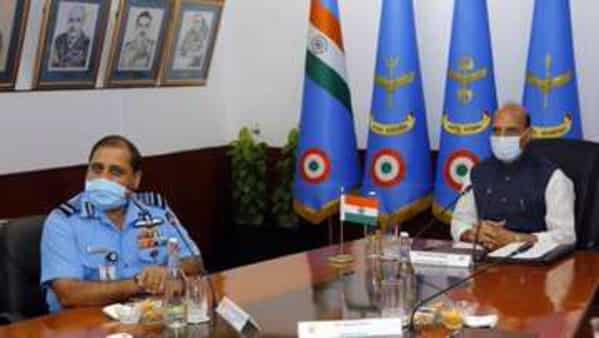 Defence Minister Rajnath Singh (ANI)