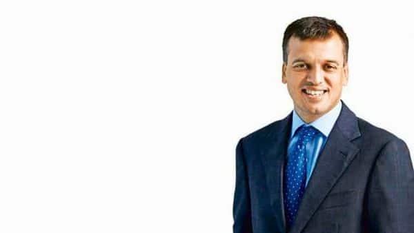Bajaj Finance MD & CEO Rajeev Jain.