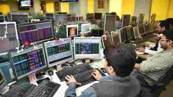Axis Nifty ETF closed at  ₹1,151 on Friday, when NSE halted trading, against the previous closing of  ₹136.80, while Axis Gold ETF closed at  ₹3,482.85 against  ₹52.35 a day before. Photo: Indranil Bhoumik/Mint