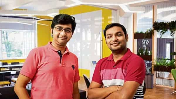 Vyapar's founders Sumit Agarwal and Shubham Agrawal say covid-19 has changed mindsets and business owners need to control things from anywhere.