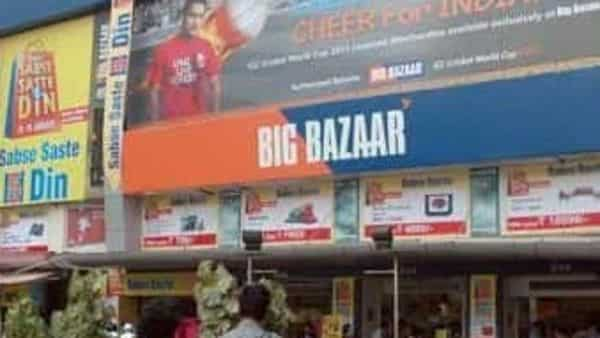 Future Retail operates more than 1,500 stores in India and owns several supermarket brands, including budget department and grocery chain Big Bazaar. (Mint)