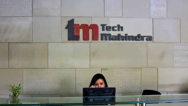 The IT major has a headcount of 1.23 lakh and total active clients at 981.  (Reuters)