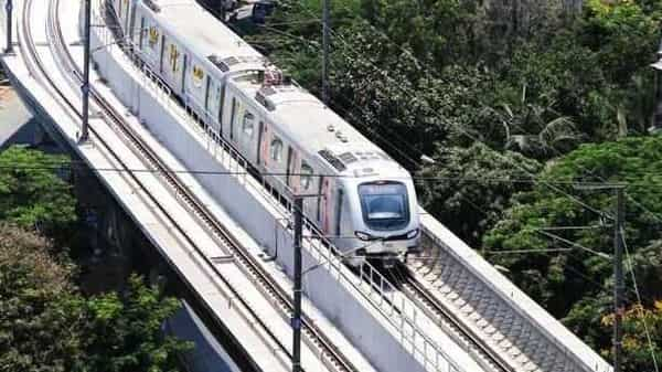 A host of Chinese companies have won contracts for ongoing infra projects in Mumbai city, including the Mumbai Metro. (Mint)