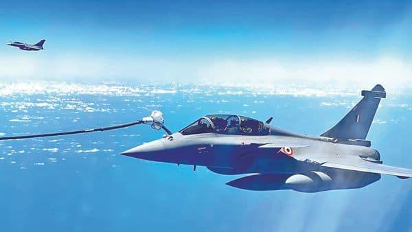 Rafale fighter jets (Photo: PTI)