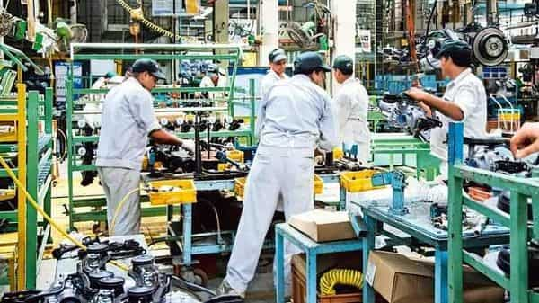 The public procurement order seeks to promote manufacturing and production of goods and services in India, to boost income and employment.  (Photo: Bloomberg)