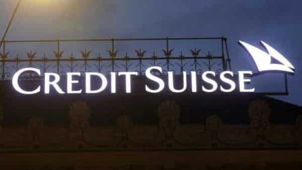 FILE PHOTO: The logo of Swiss bank Credit Suisse is seen at its headquarters in Zurich, Switzerland June 22, 2020.  (REUTERS)