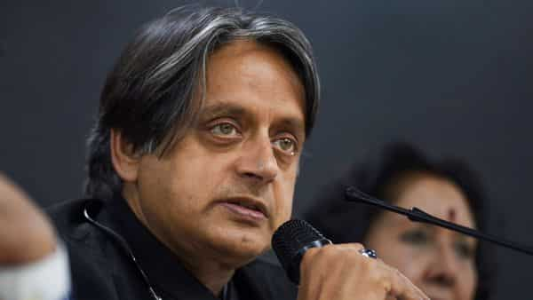 Congress leader Shashi Tharoor said, 'I've advocated revision of the 1986 National Education Policy since my days in MHRD'.  (PTI)