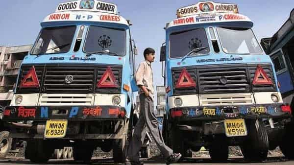 Manufacturers of trucks and buses were already reeling under the impact of a sharp drop in volumes due to the dual impact of economic slowdown and revision in load carrying norms before the pandemic further crippled their businesses.. Photo: Mint