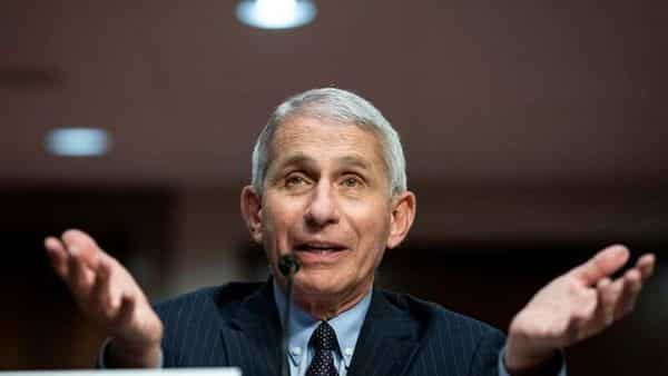 Anthony Fauci, director of the National Institute of Allergy and Infectious Diseases (REUTERS)