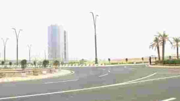 A file photo of GIFT City.