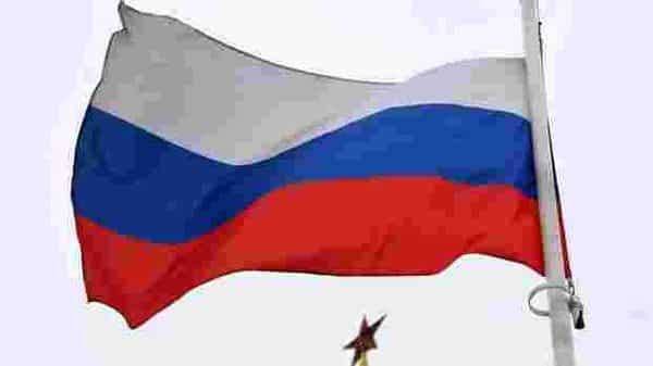A file photo of Russian flag (AFP)