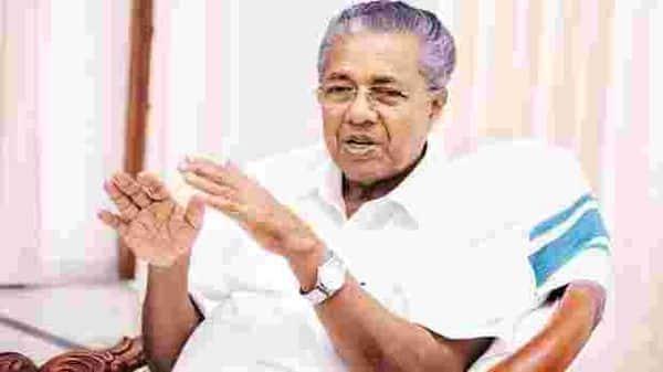 Kerala chief minister PInarayi Vijayan. (Mint)