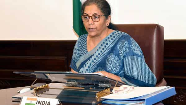 The government is willing to participate, talk to everybody and see what best has to be done, says Nirmala Sitharaman.pti (MINT_PRINT)