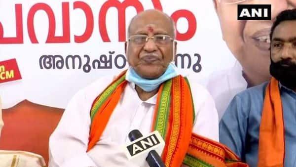 Kerala BJP MLA O. Rajagopal