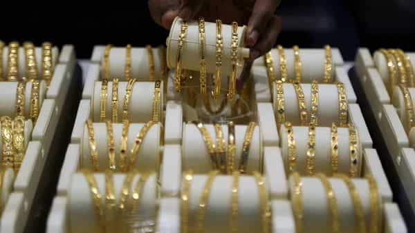 Gold rates in India hit record high of  ₹53,700 per 10 gram