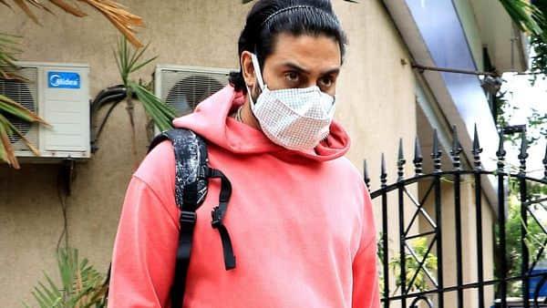 Bollywood actor Abhishek Bachchan (ANI)