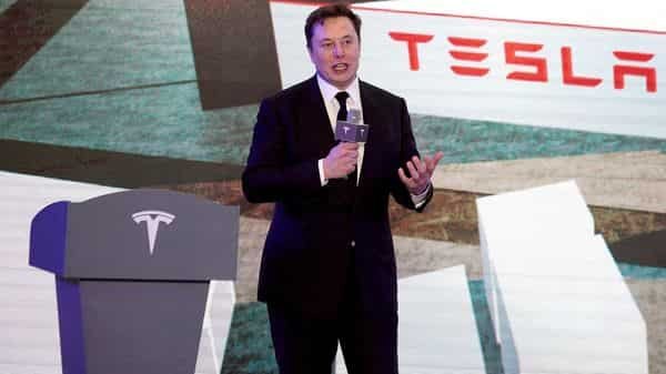 Tesla Inc CEO Elon Musk. (REUTERS)