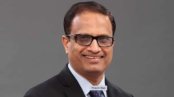 Pravin Rao, Chief Operating Officer and Whole-time Director at Infosys.